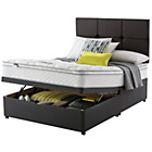 more details on Silentnight Denham Miracoil 5 Memory Kingsize Ottoman.