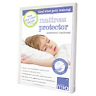 more details on Bambino Mio Fitted Mattress Protector Cot Bed.