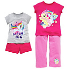 more details on My Little Pony Pyjamas 2 Pack - 7-8 Years.