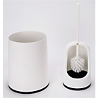 more details on Bin and Brush Set - White