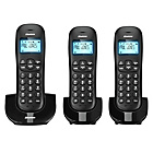more details on Binatone Vesta 1205 Cordless Telephone - Triple.