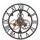 more details on Graham and Brown Cogsworth Clock.