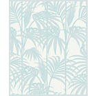 more details on Julien Macdonald Honolulu Wallpaper - Duck Egg.
