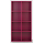 more details on Phoenix 8 Cube Storage Unit - Pink.
