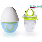 more details on Kidsme Food Feeder Plus with Silicone Grinder - Lime.