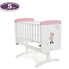 more details on Disney Minnie Gliding Crib & Mattress.