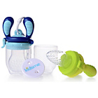 more details on Kidsme Food Feeder Large Set - Lime/Aquamarine.