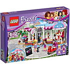 more details on LEGO Friends Heartlake Cupcake Cafe Playset - 41119.
