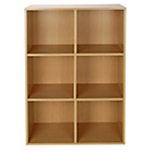 more details on Phoenix 6 Cube Storage Unit - Beech.
