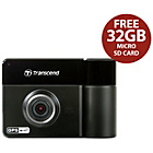 more details on Transcend Drivepro 520 Duo Dash Cam.