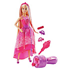 more details on Barbie Endless Hair Kingdom Snap 'n Style Princess Doll.