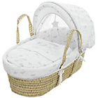 more details on Disney Winnie The Pooh Moses Basket & Stand - Dreams.