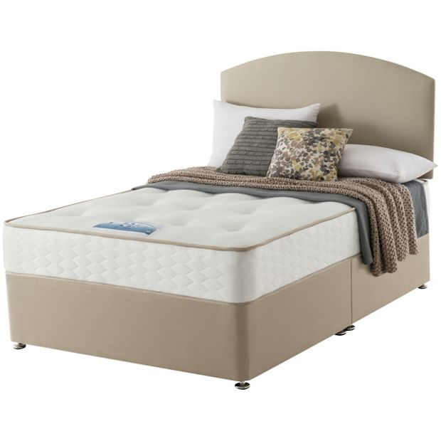 Buy Sealy Revital Backcare Memory Kingsize Divan Bed At Your Online Shop For Divan