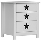 more details on Stars 3 Drawer Bedside Chest.