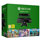 more details on Xbox One 500GB Console with Kinect and 3 Games.