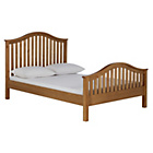 more details on Newbridge Kingsize Bed Frame - Oak Stain.