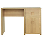 more details on Eden Office Desk - Oak Effect.