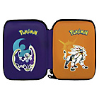 more details on NEW Nintendo 3DS XL Pokemon Sun and Moon Pouch.