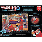 more details on Wasgij Mystery 12 - The Unusual Suspects! 1000 Piece Puzzle.