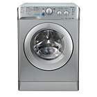 more details on Indesit Innex XWSC 61252 S Washing Machine - Silver
