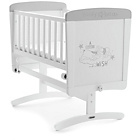 more details on Disney Winnie The Pooh Gliding Crib & Mattress - Dreams.