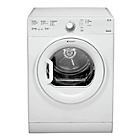 more details on Hotpoint Aquarius TVFS 73B GP Tumble Dryer - White