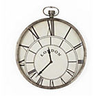 more details on Graham and Brown Pocket Watch Wall Clock.