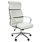 more details on Hygena Jasper Adjustable Office Chair - White.
