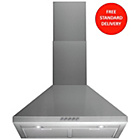 more details on Indesit IHP 64.5 C M IX Built-in Hood - S/Steel