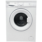 more details on ProAction WMNS610P 6KG 1000 Spin Washing Machine - White.