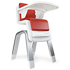 more details on Nuna Zaaz Highchair - Scarlet.