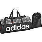 more details on Adidas Holdall and Gymsack - Black and Pink