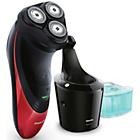 more details on Philips PT856 Dry Electric Shaver with SmartClean System.