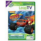 more details on LeapFrog LeapTV Blaze and the Monster Machines.