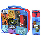 more details on Star Wars The Force Awakens Retro Lunch Bag and Bottle.