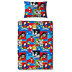 more details on DC Super Heroes Buddies Toddler Bed in a Bag Set.