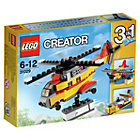 more details on LEGO Cargo Heli Playset.