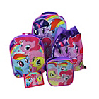 more details on My Little Pony 5 Piece Luggage Set