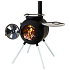 more details on Ozpig Charcoal BBQ and Wood Burner.
