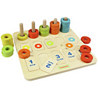 more details on Masterkidz Counting Colour Learning Board.