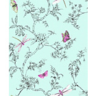 more details on Superfresco Nature Trail Wallpaper - Duck Egg.