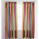 more details on ColourMatch Kids' Stripe Blackout Curtains - 168 x 137cm.