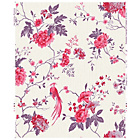 more details on Julien Macdonald Exotica Wallpaper - Cream and Fuchsia.