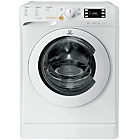more details on Indesit XWDE751480XW 7KG 1400 Spin Washer Dryer - White.