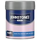 more details on Johnstone's Pink Cadillac 75ml Matt Emulsion Tester.