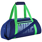 more details on Nike Brasilia Small Holdall - Blue