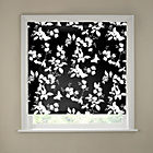 more details on 6ft Butterfly Blossom Black and White Roller Blind.