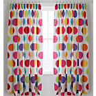 more details on ColourMatch Kids' Spot Blackout Curtains - 168 x 137cm.