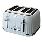 more details on Breville VTT470 Impressions 4 Slice Toaster - White.