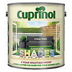 more details on Cuprinol Garden Shades 2.5L - Urban Slate.